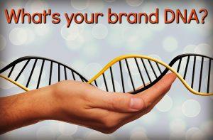 Hero Brand DNA MEME