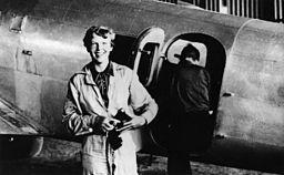 Design Amelia Earhart