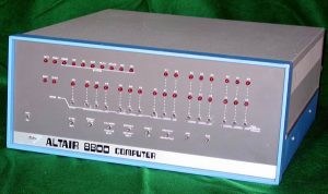 Design MITS Altair 8800