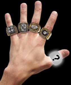 Leadership 5 Superbowl Rings