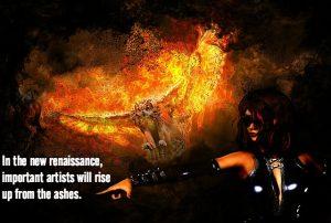 Renaissance Phoenix MEME Important Artists
