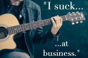 Responsible Artist Guitar MEME