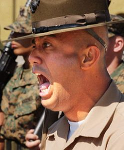 Responsible Drill Sergeant