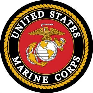 Responsible Marine Corps Logo