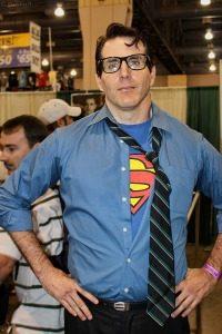 Secret Identity Clark Kent