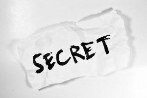Secret Identity Secret Paper