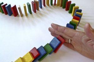 Value dominoes Interrupt