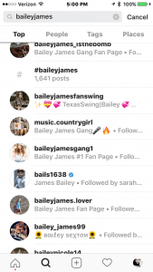 Audience Bailey Fans 2