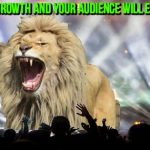 Audience Feature MEME