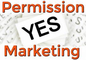 Audience Permission Marketing