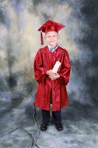 Kid Kindergarten Graduate