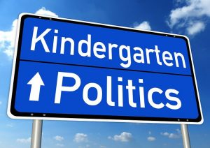 Kindergarten Making Stuff Politics