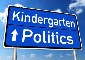 Kindergarten Making Stuff Politics