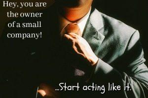 Start Growing You're a CEO MEME