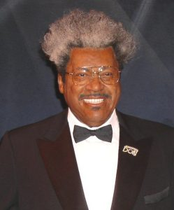 Boxers Don King