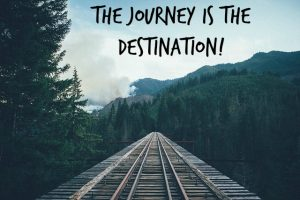 Comparing Tracks Journey Destination MEME