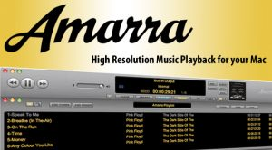 High-Resolution Amarra Ad