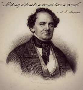High-Resolution P.T. Barnum MEME
