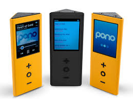 High-Resolution Pono Music