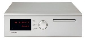 High-Resolution SACD Player