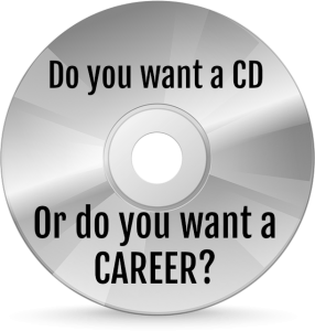 Mistakes CD Do You Want a Career MEME
