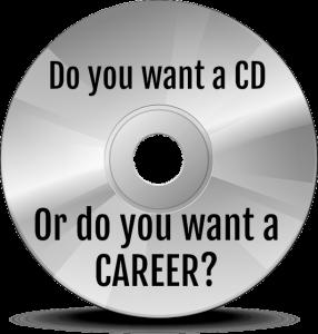Mistakes CD Do You Want a Career MEME