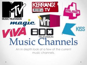 Traffic Music Channels Logos