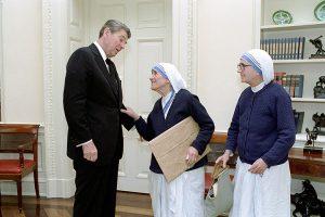 Frustration Mother Teresa
