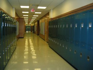 Activity School Lockers