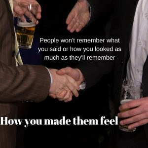 Networking Hacks How You Made Them Feel MEME