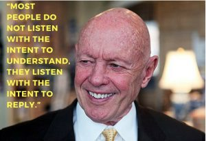 Networking Hacks Stephen Covey MEME