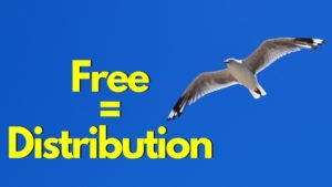 Music Business Free Equals Distribution MEME
