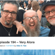 Ages of Rock Podcast interview with Very Alora
