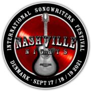 Nashville Nights International Songwriters Festival Logo Square